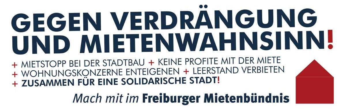 Mietenbündnis Freiburg